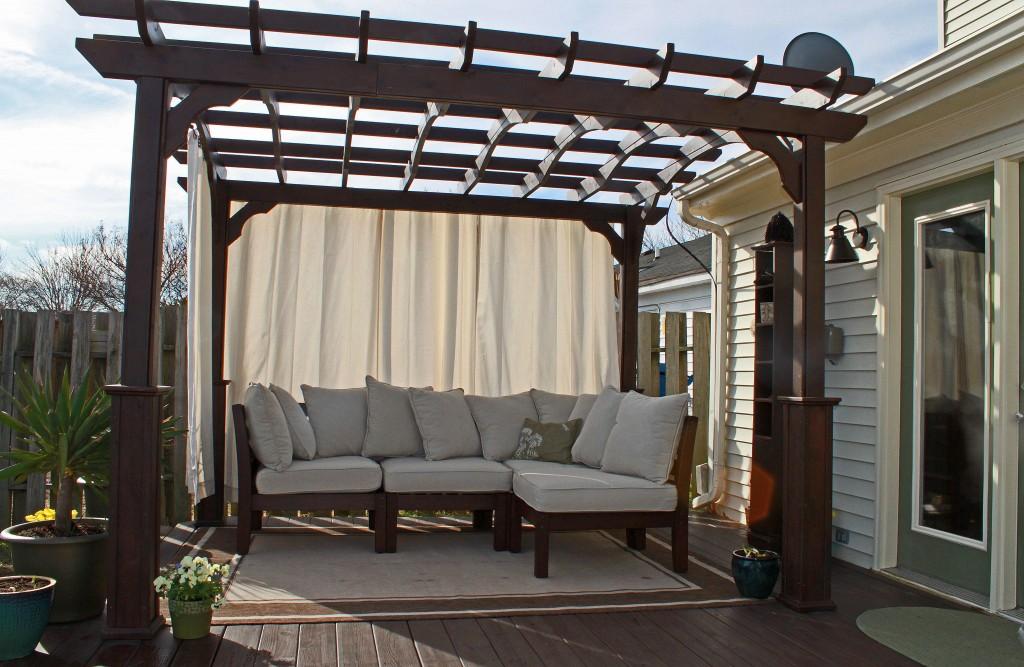 Pergolas ~ Outdoor Living in Style!